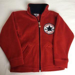 Converse Polartec Jacket Sz 3T
